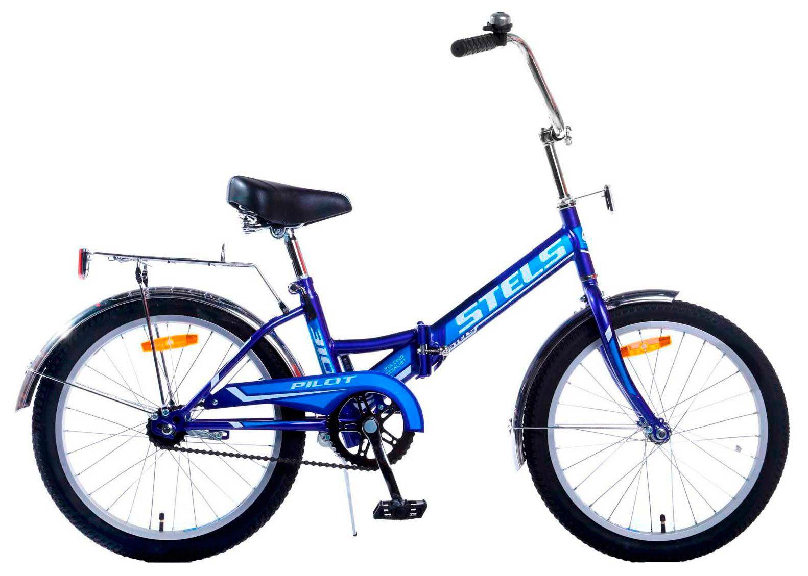 Велосипед Stels Pilot 310 20 (Z011) 2018 велосипед stels challenger v 2016