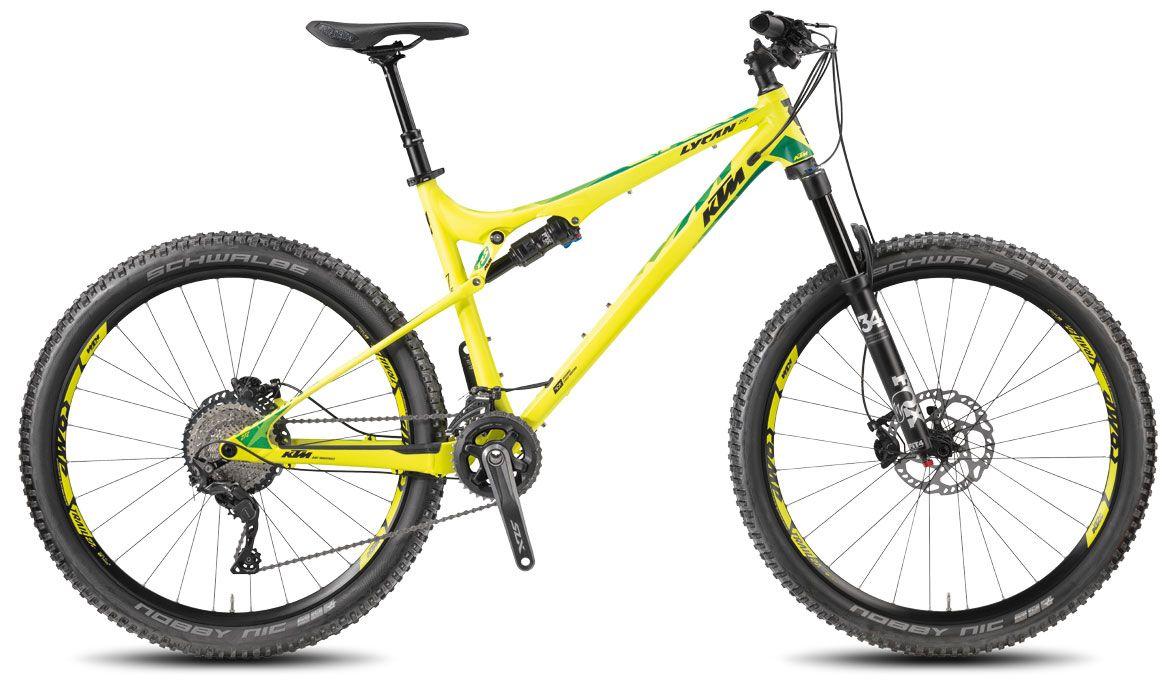 Велосипед KTM Lycan 272 2F LTD 2018 велосипед ktm canic cxa 2018