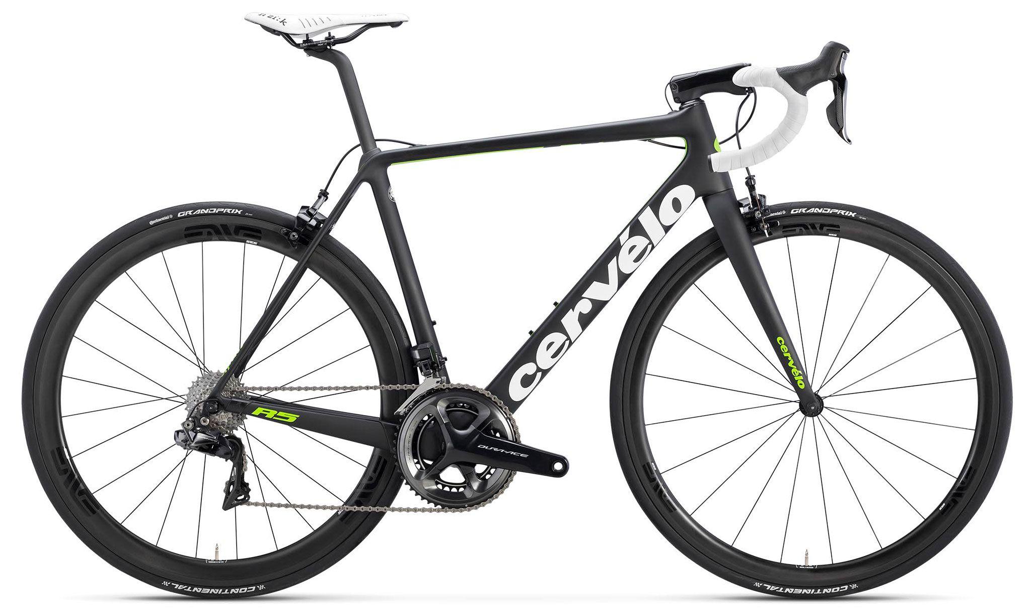 Велосипед Cervelo R5 DA Di2 2018 велосипед cervelo s3 ultegra 2018