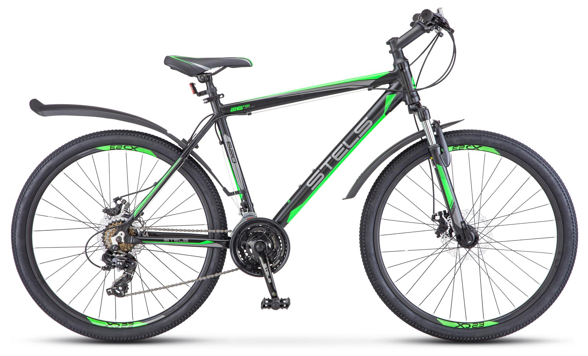 цена на Велосипед Stels Navigator 620 MD 26 (V010) 2019