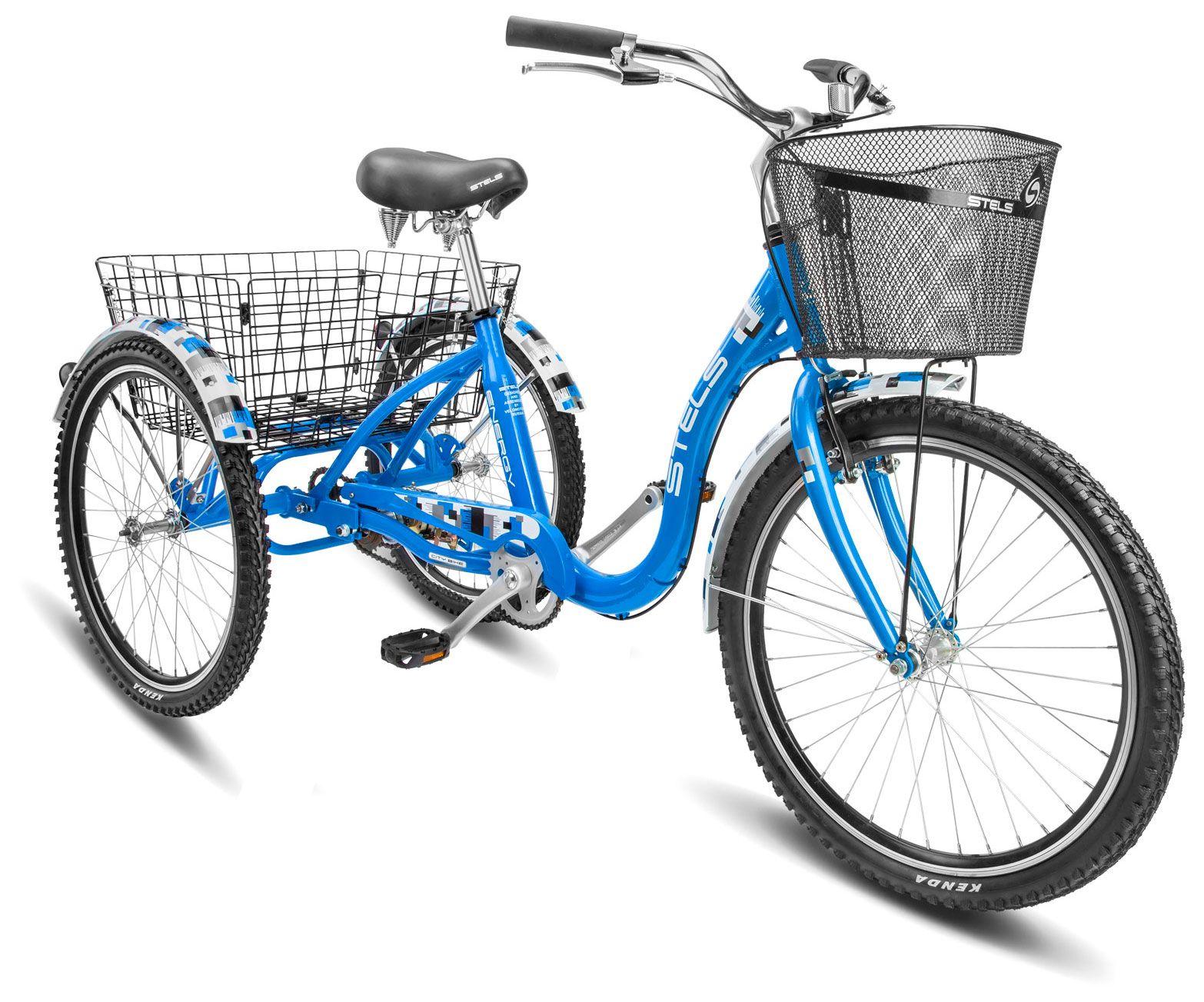 Велосипед Stels ENERGY IV V020 2018 energy