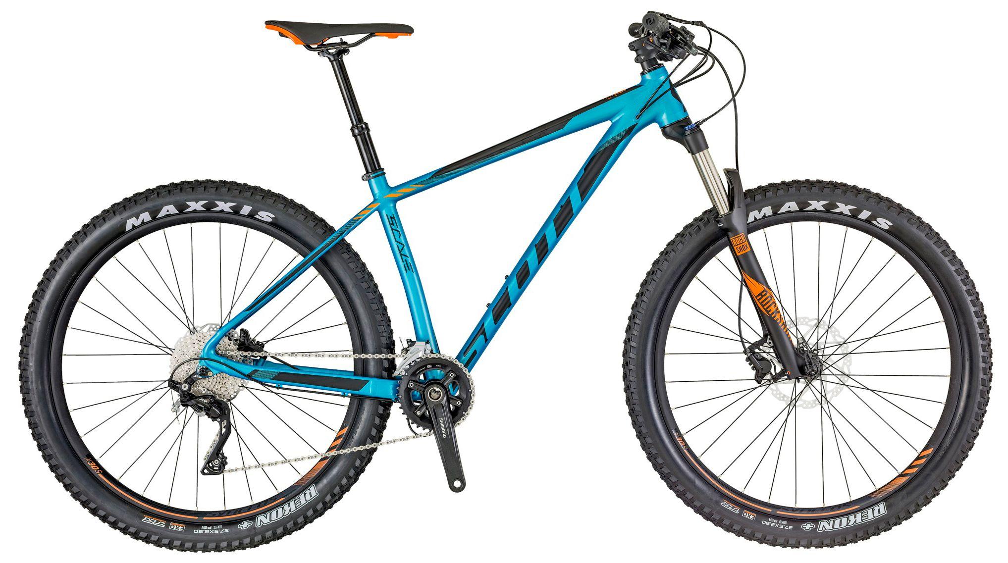 Велосипед Scott Scale 720 2018