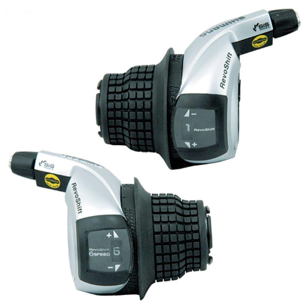 Запчасть Shimano Tourney RS45, лев/пр, 3x6 ск,  переключение  - артикул:282589