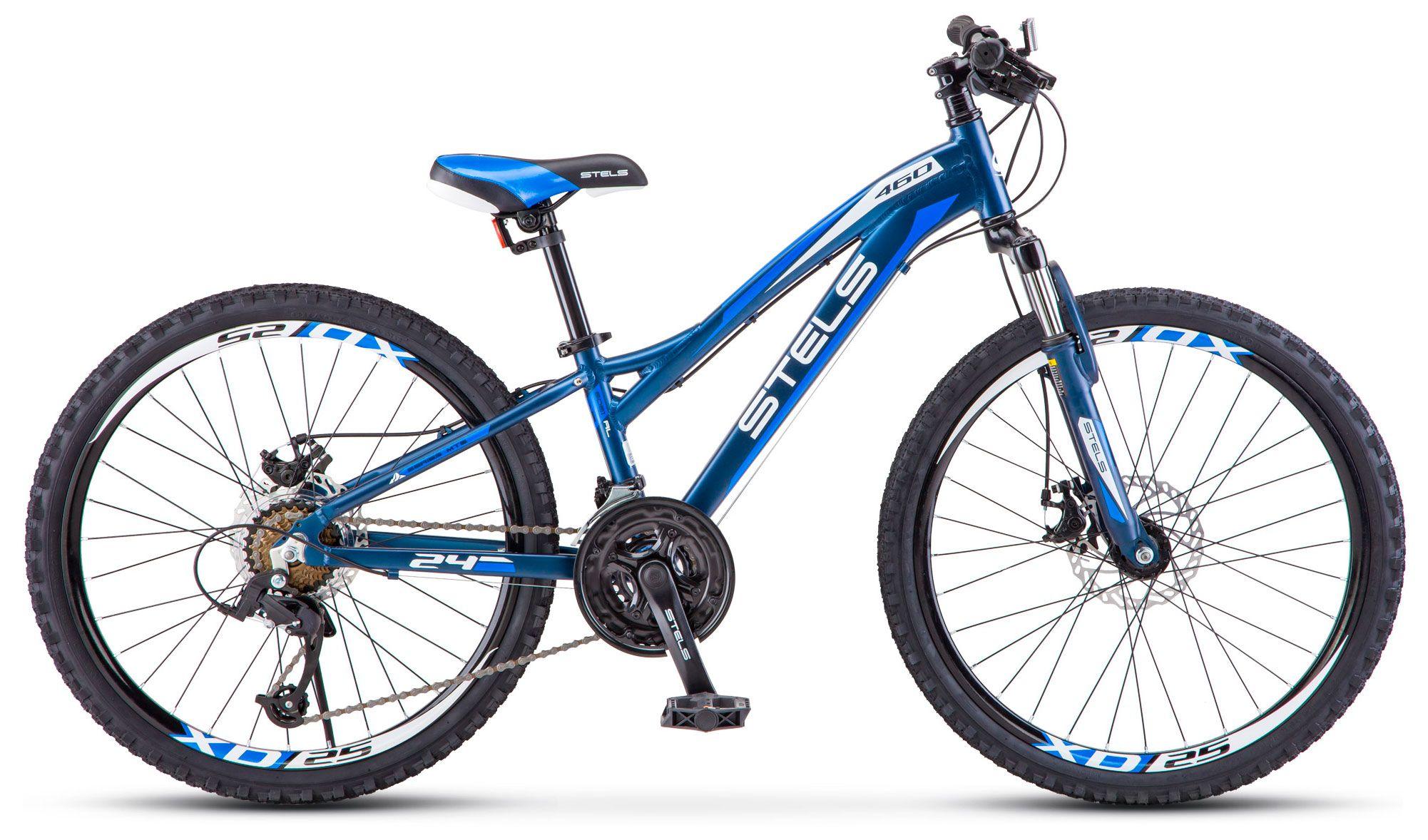 Велосипед Stels Navigator 460 MD 24 (V021) 2018 велосипед stels navigator 380 2016