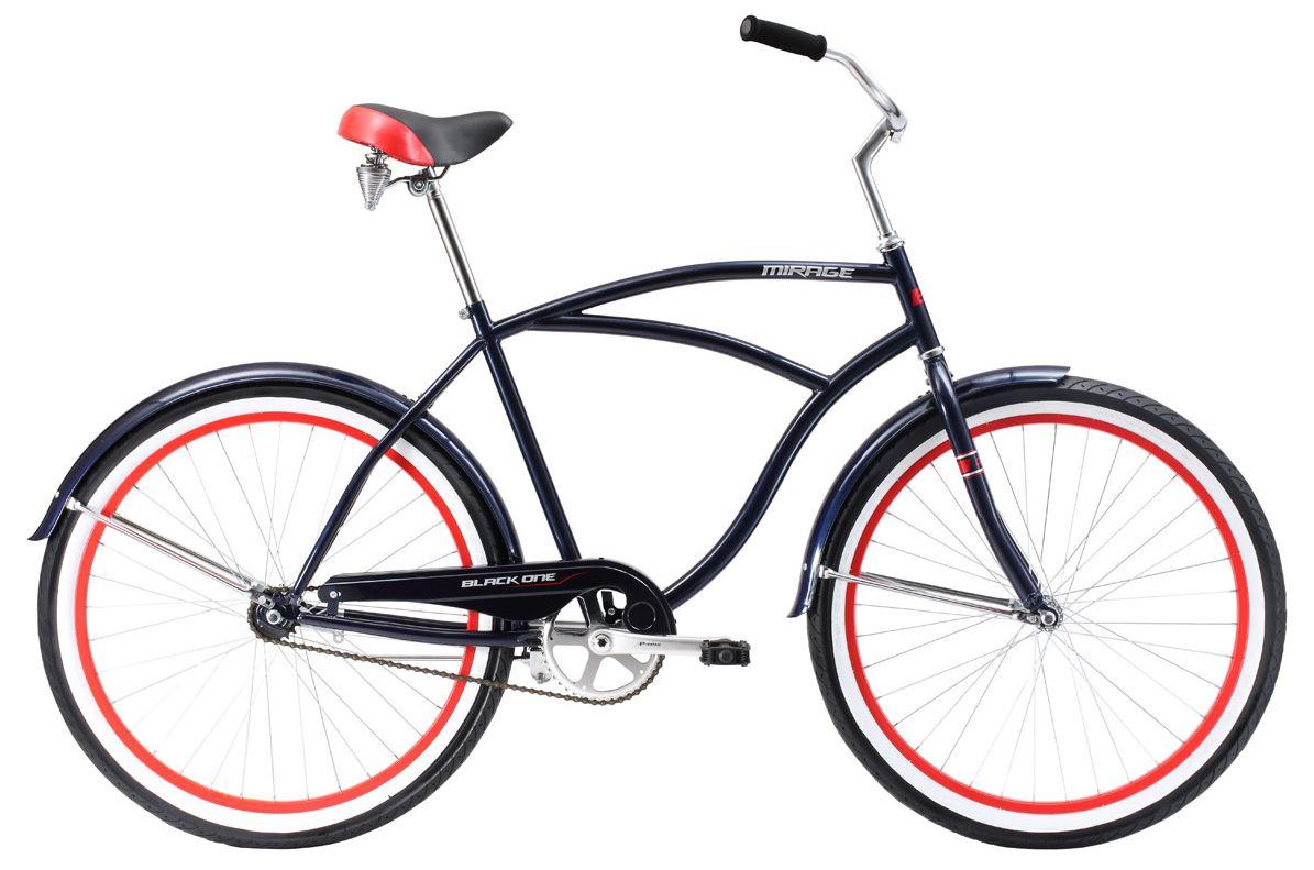 Велосипед Black One Mirage 26 2017 велосипед black one onix 26 alloy 2017 черно зеленый 20