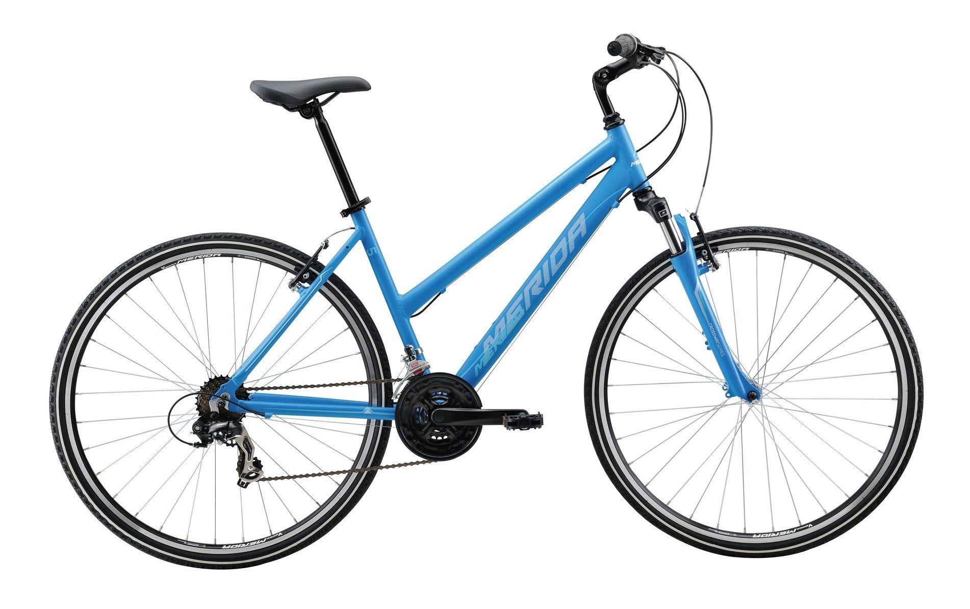 Велосипед Merida Crossway 5-V Lady 2017,  Женские  - артикул:284138