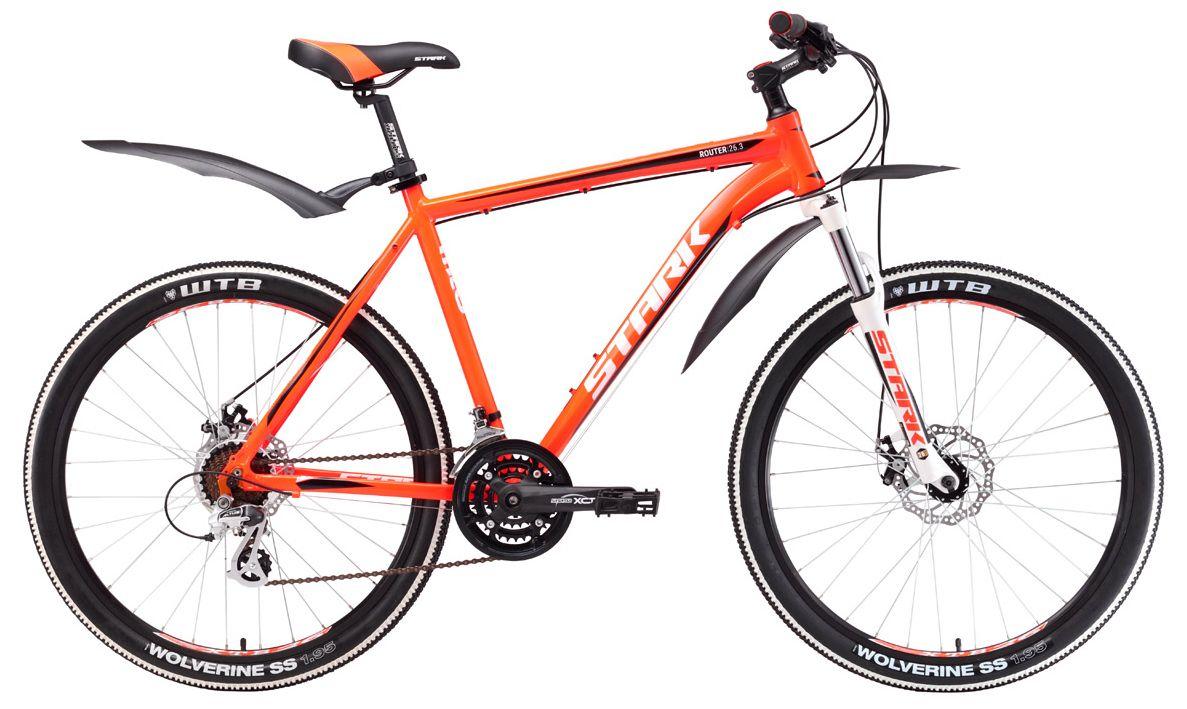 Велосипед Stark Router 26.3 D 2017