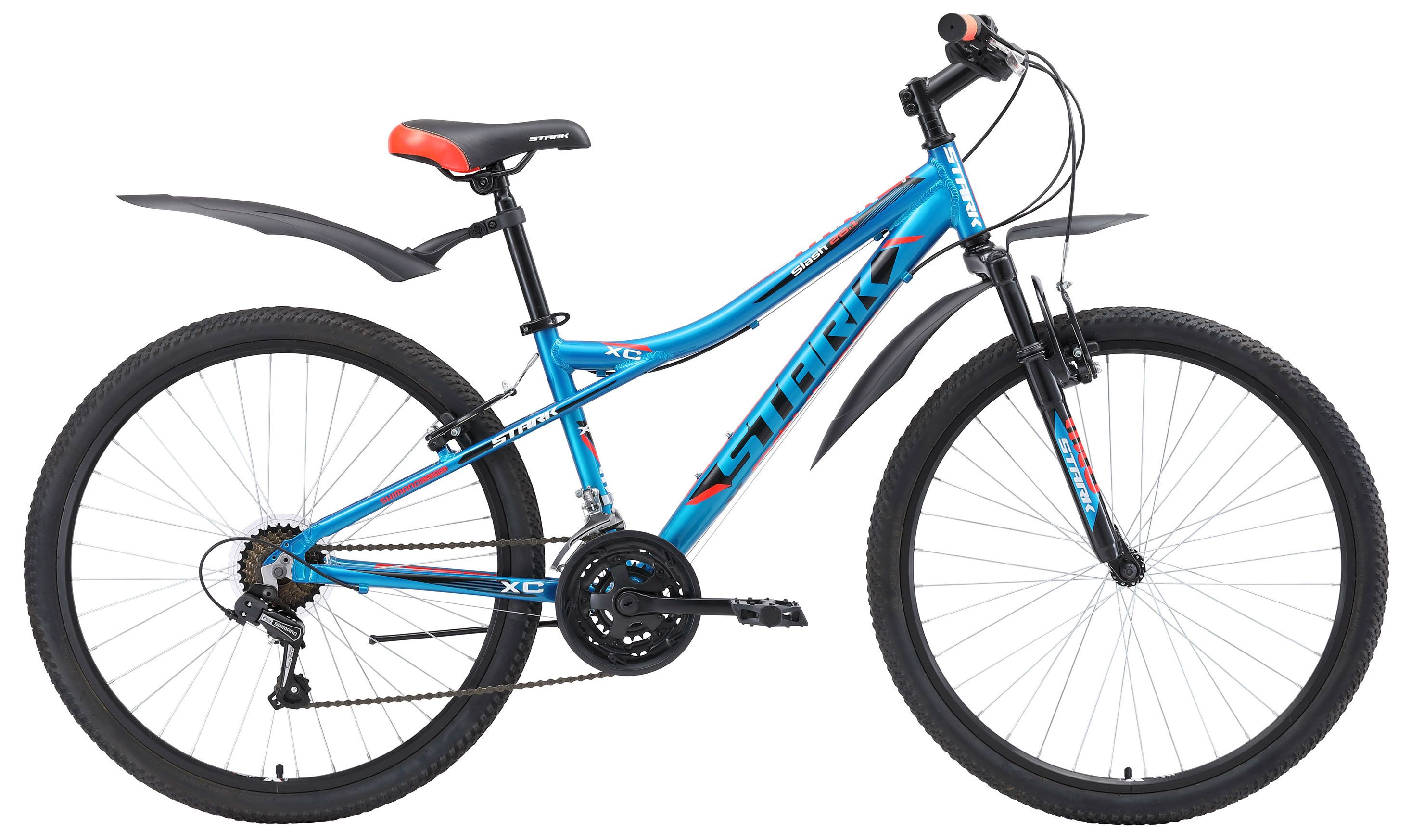 Велосипед Stark Slash 26.1 V 2018 майка борцовка print bar house stark