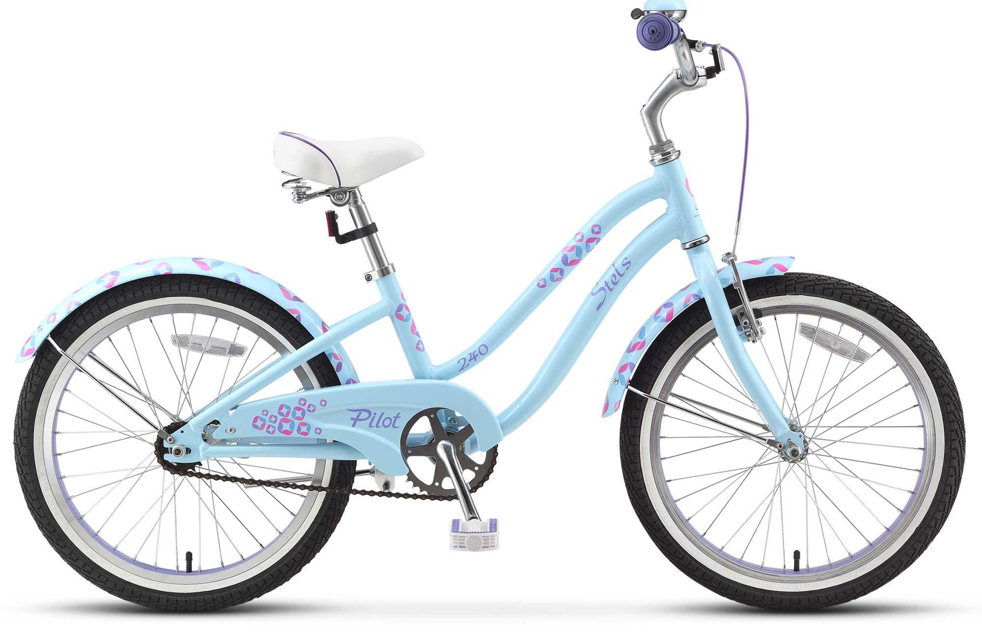 Велосипед Stels Pilot 240 Girl 1sp 2016 велосипед stels navigator 150 1sp 2016