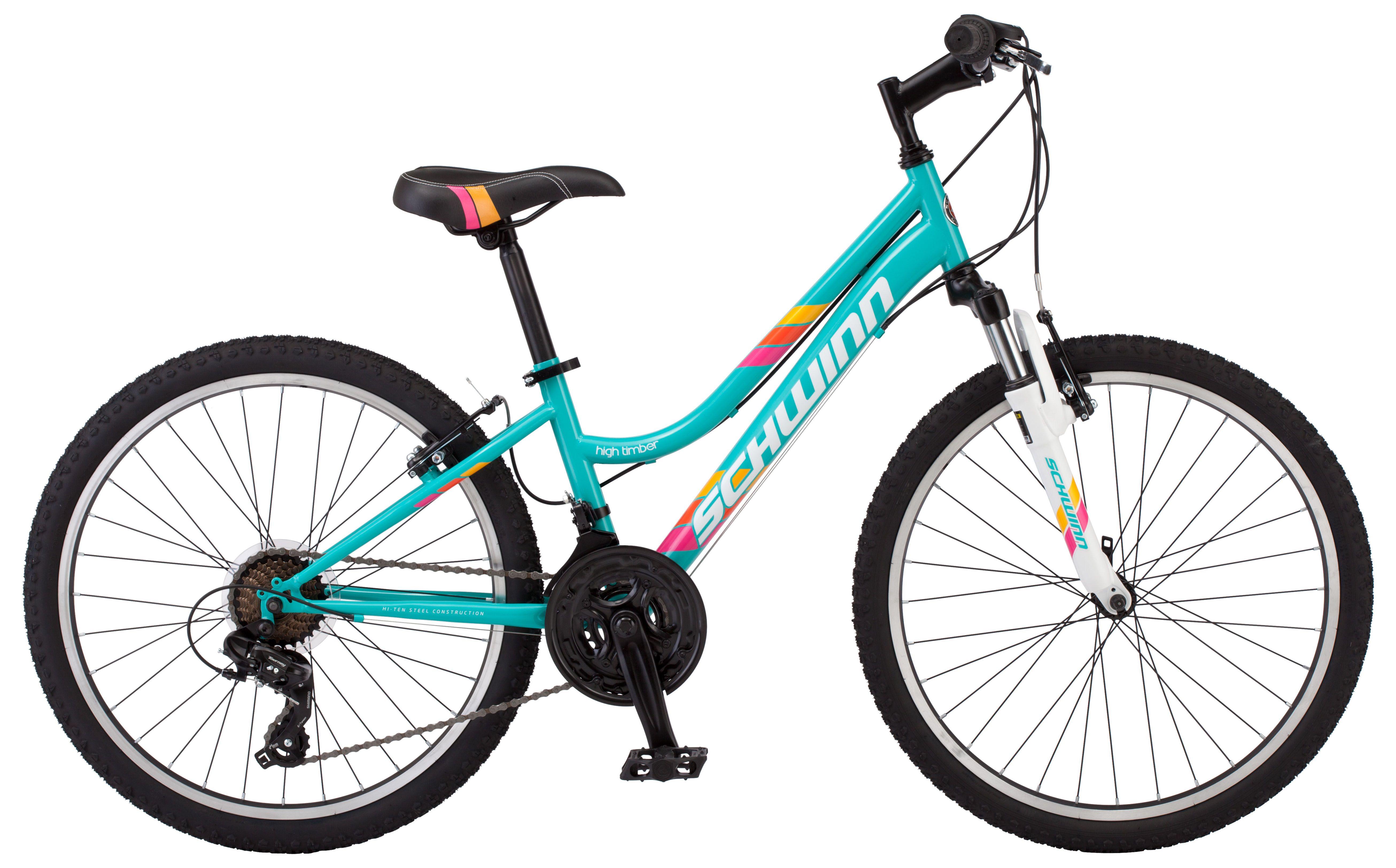 Велосипед Schwinn High Timber Girls 24 2017