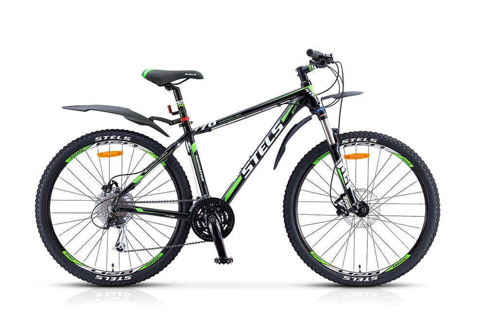 Велосипед Stels Navigator 770 D 27.5 2015 велосипед stels navigator 930 d 2016
