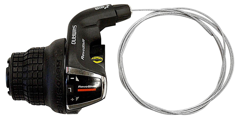 Запчасть Shimano Tourney RS35, лев, 3(SIS) ск, 1800 мм система shimano tourney fc ty301 170 мм 42 34 24 под квадрат черный с защитой afcty301c244cl