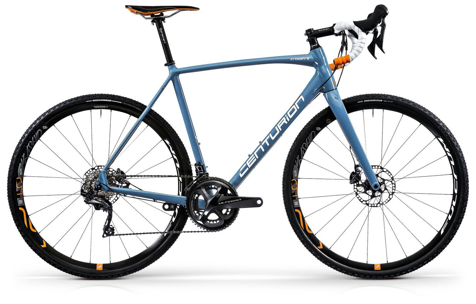 Велосипед Centurion Crossfire 4000 2018 haojian складной велосипед 26 дюймов складной горный велосипед shimano скорость 21 передач двойного дисковые тормоза