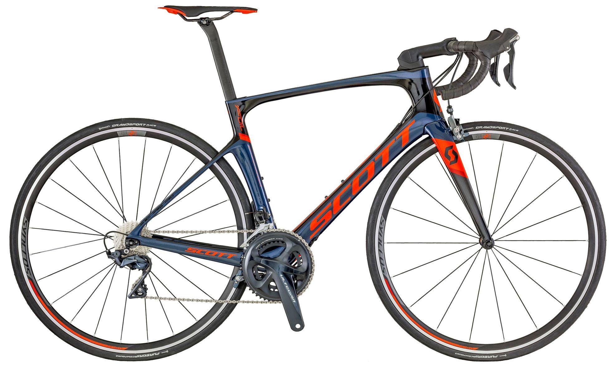Велосипед Scott Foil 20 2018