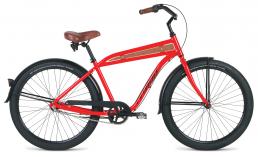 Складной прогулочный велосипед круизер  Format  5512 26  2019