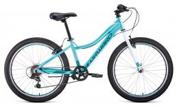 Подростковый велосипед для девочек  Forward  Jade 24 1.0  2020