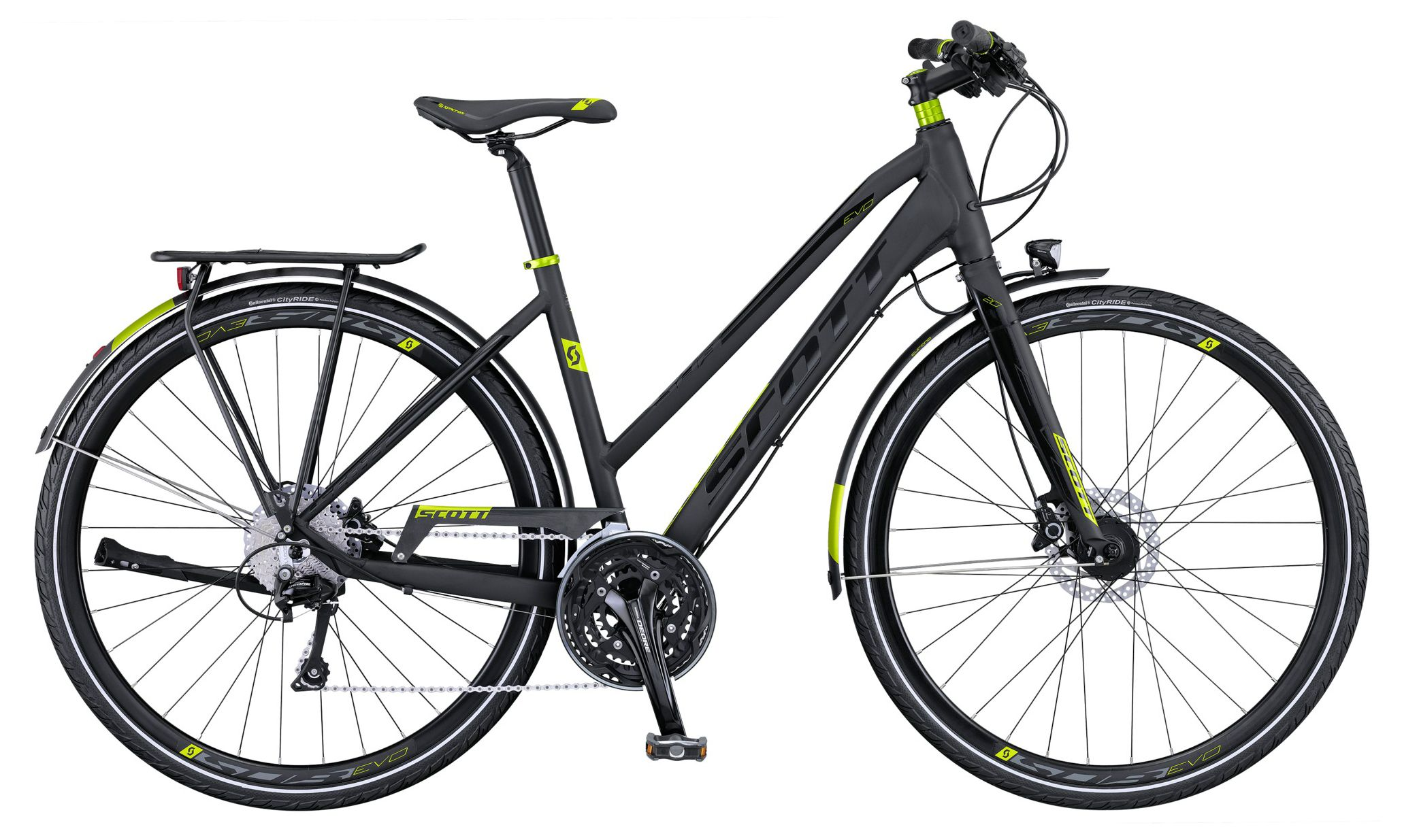 Велосипед Scott Sub Evo 20 Lady 2016