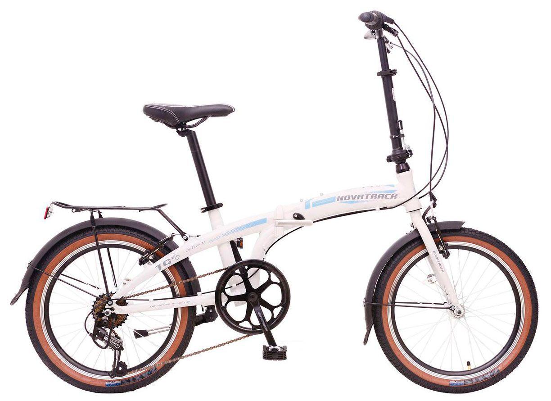 Велосипед Novatrack TG -20 20 2016 велосипед складной novatrack tg 20 цвет темно серый белый оранжевый 20