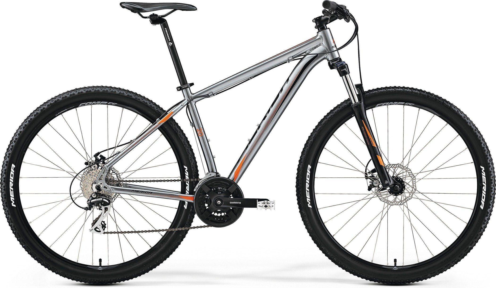 Велосипед Merida Big.Nine 20-MD 2017