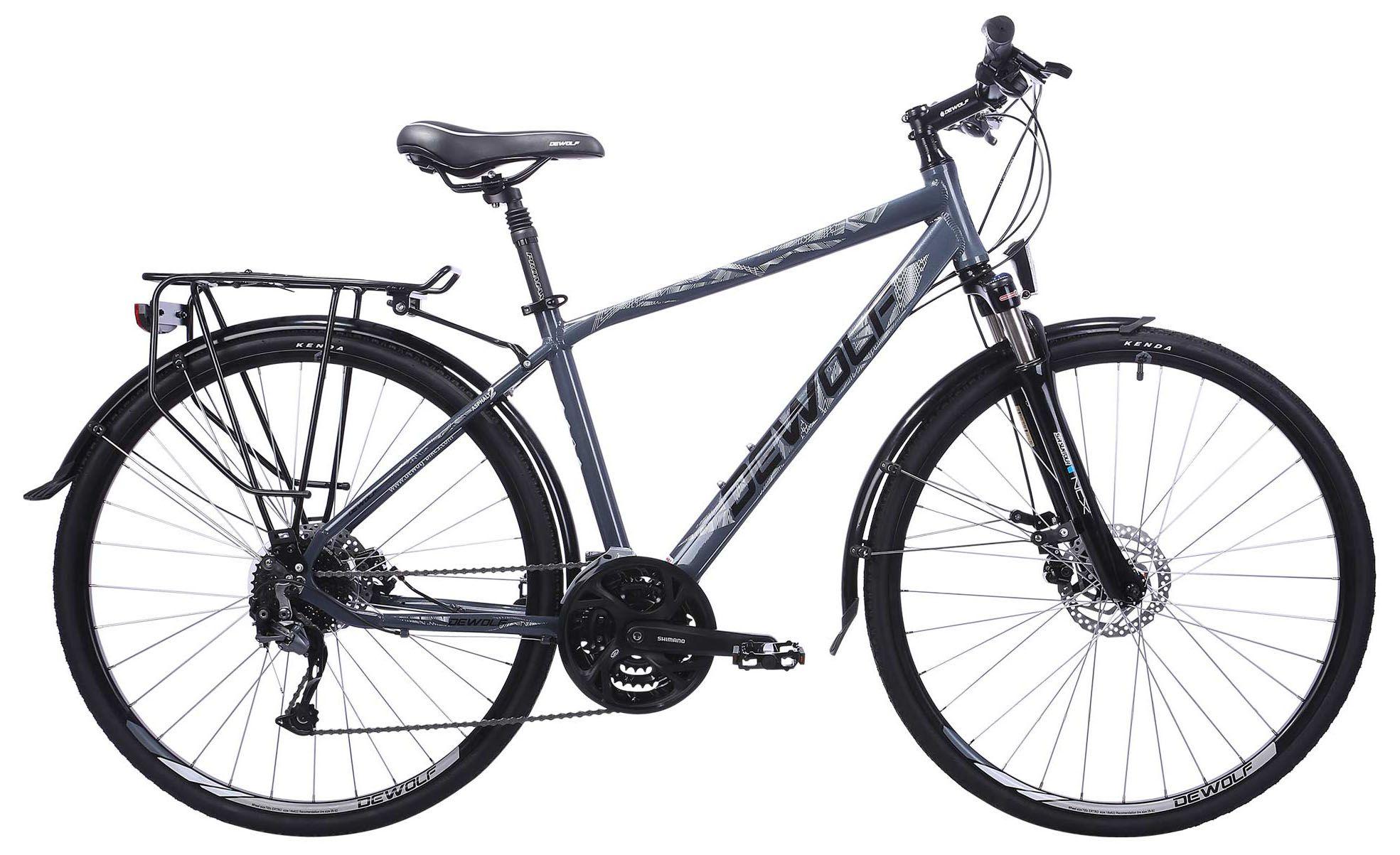 купить Велосипед Dewolf Asphalt 2 2018 онлайн