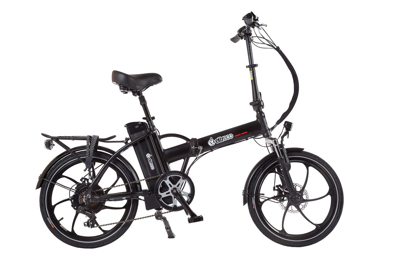 Велосипед Eltreco Jazz 5.0 500W 2016,  Электро  - артикул:267934