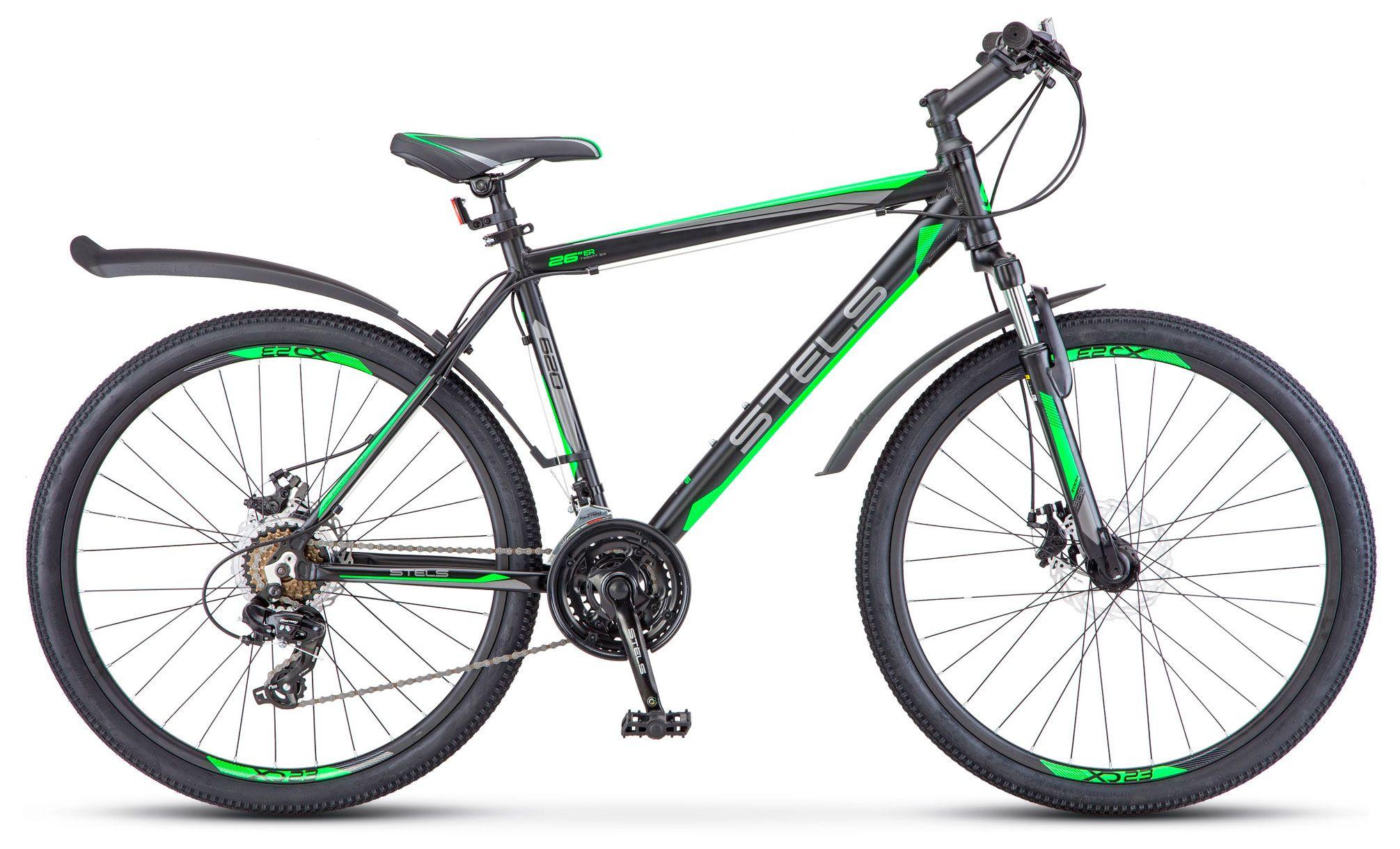 Велосипед Stels Navigator 620 MD 26 (V010) 2018 велосипед stels navigator 380 2016