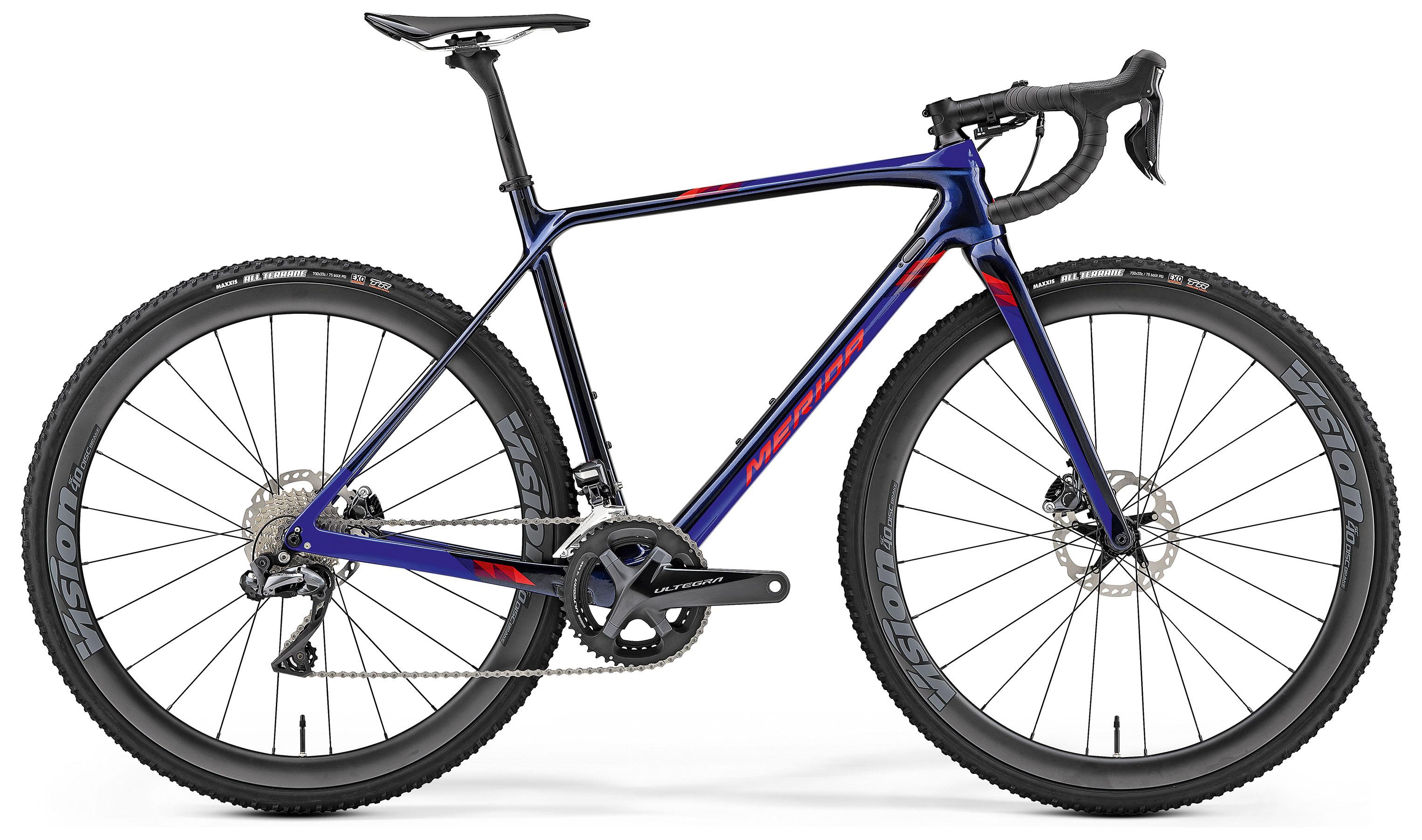 Велосипед Merida Mission CX8000E 2019 велосипед merida ninety six xt 29 2018