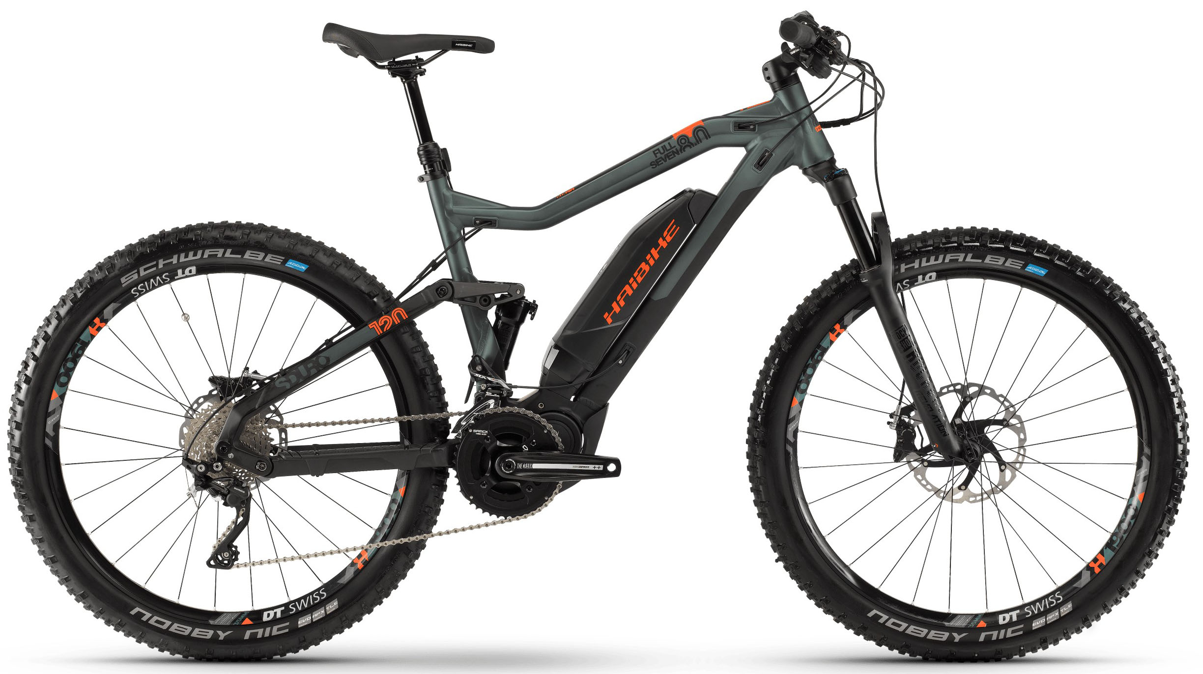Велосипед Haibike SDURO FullSeven 8.0 500Wh 20-G XT (2019 2019 велосипед haibike sduro hardseven 9 0 500wh 11s xt 2018