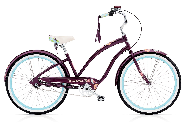 Велосипед Electra Cruiser Wren 3i Ladies 2017 велосипед electra britania ladies 2017