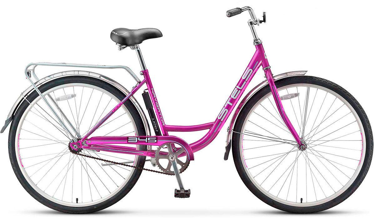 Велосипед Stels Navigator 345 2017 велосипед stels navigator 345 lady 2016