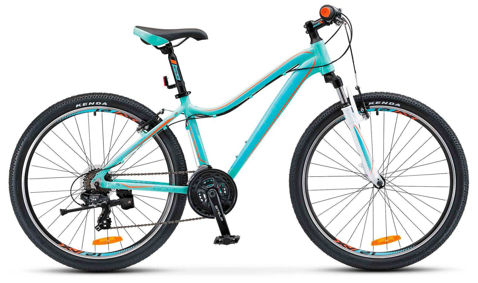 Велосипед Stels Miss 6000 V (V030) 2017