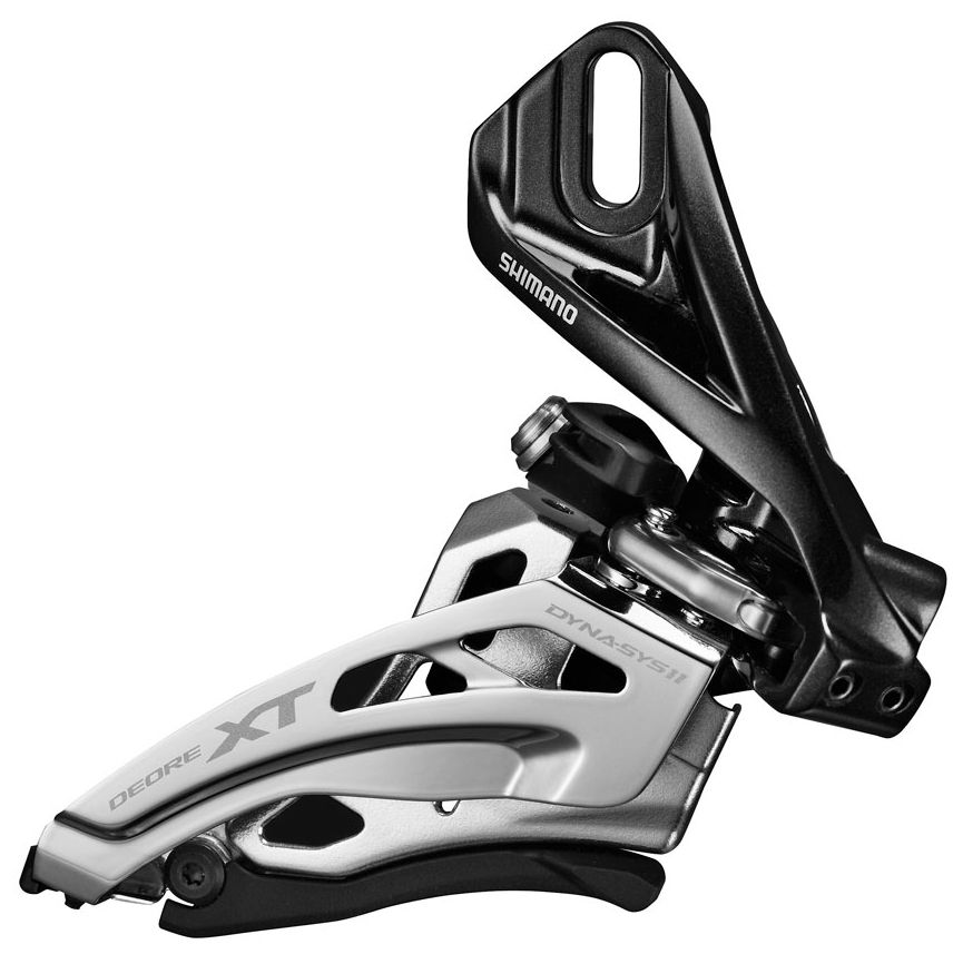 Запчасть Shimano Deore XT M8025-D (IFDM8025DT6) shimano deore xt m771 silver 9s 27s speed mtb bicycle rear derailleur part long cage