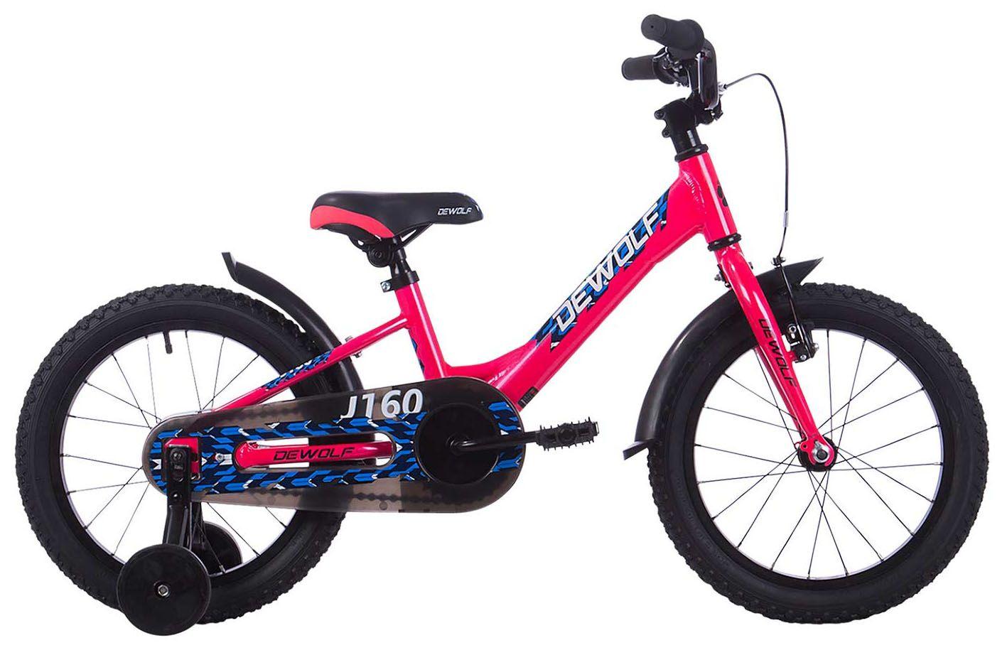 Велосипед Dewolf J160 Girl 2018 велосипед dewolf clk 900 2017