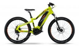 Горный электровелосипед  Haibike  SDURO HardFour 4.0 400Wh 9-Sp Acera  2017