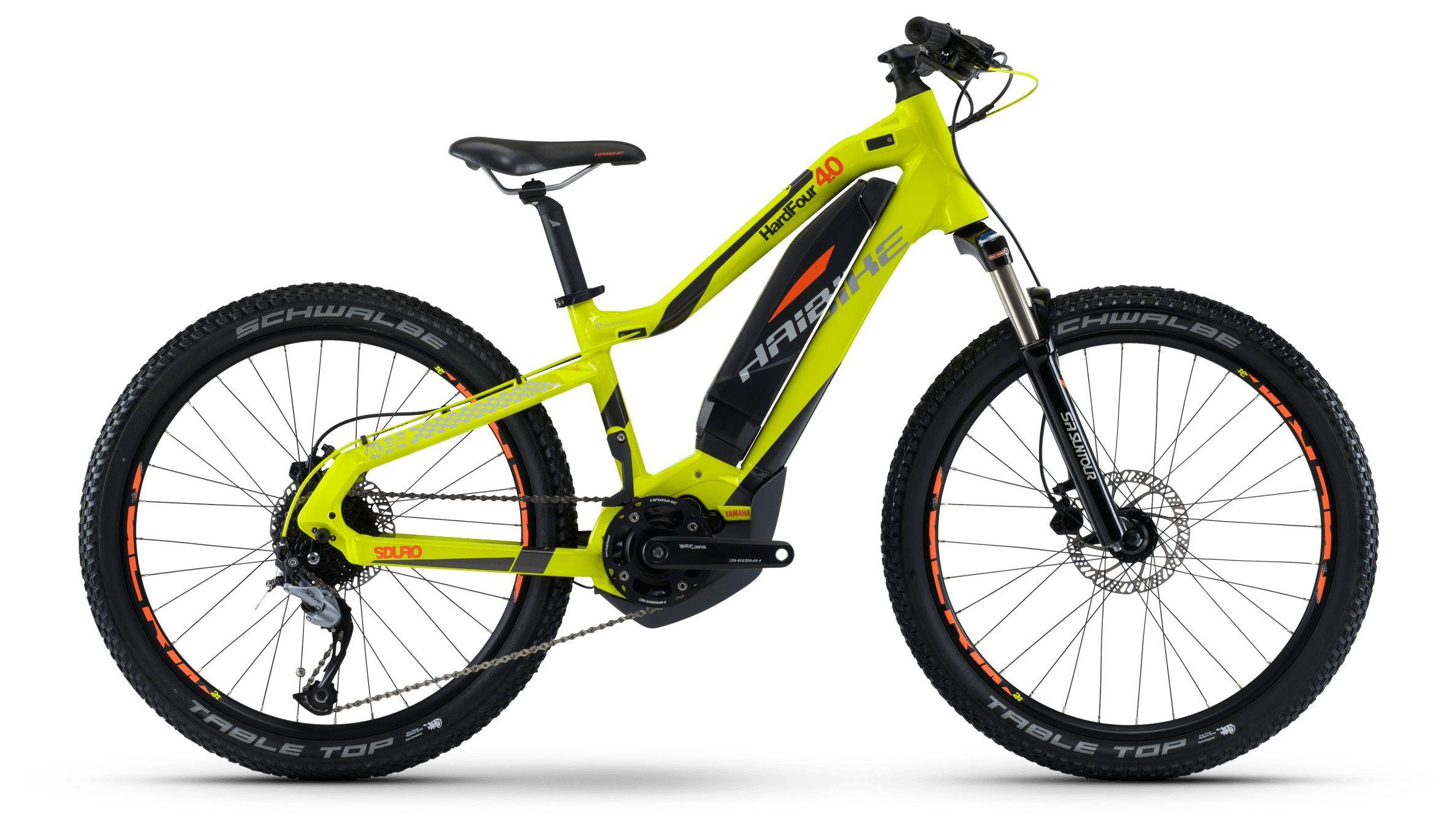 Велосипед Haibike SDURO HardFour 4.0 400Wh 9-Sp Acera 2017,  Электро  - артикул:275415