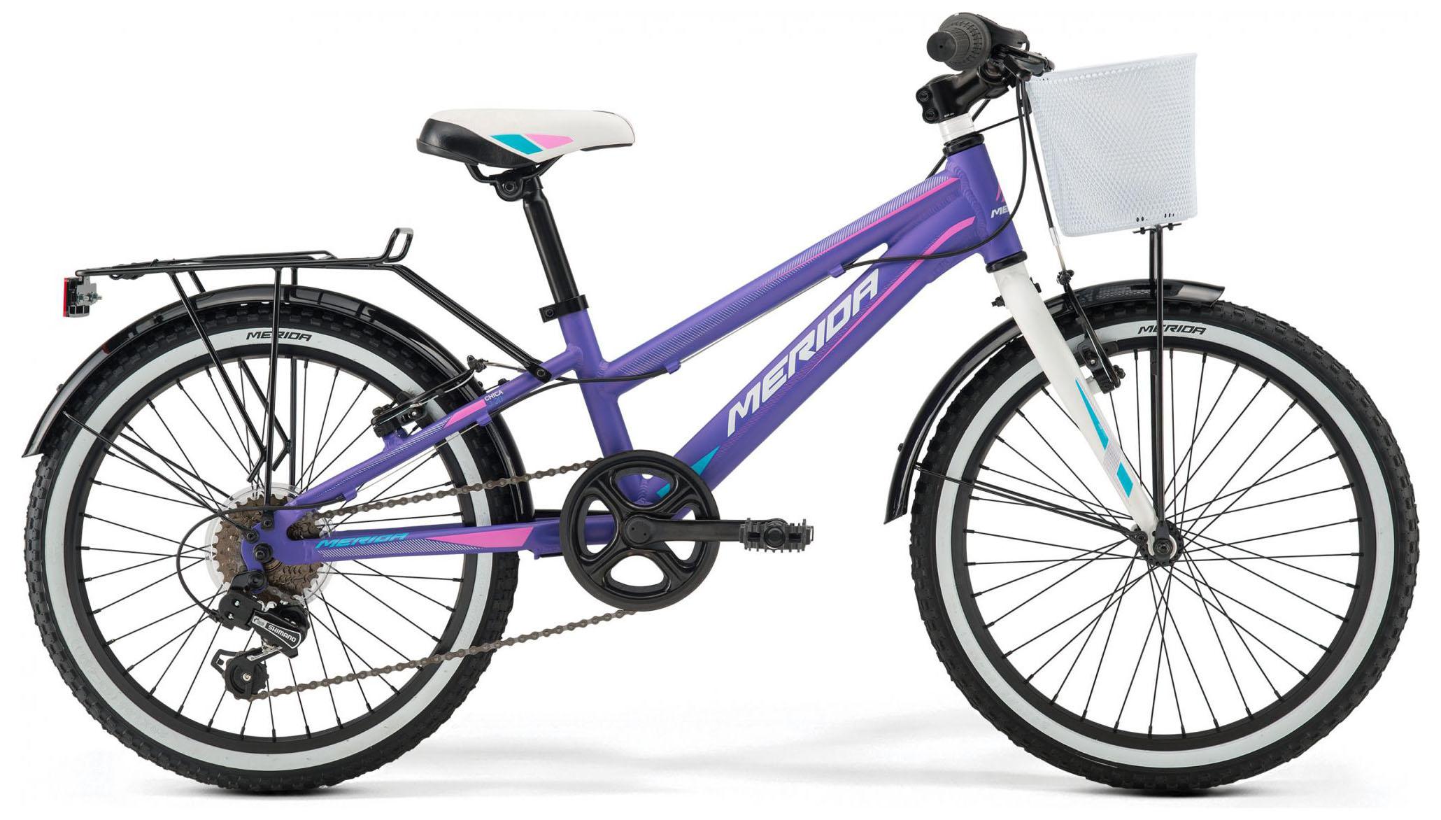 Велосипед Merida Chica J20 2019 блузка chica tc16