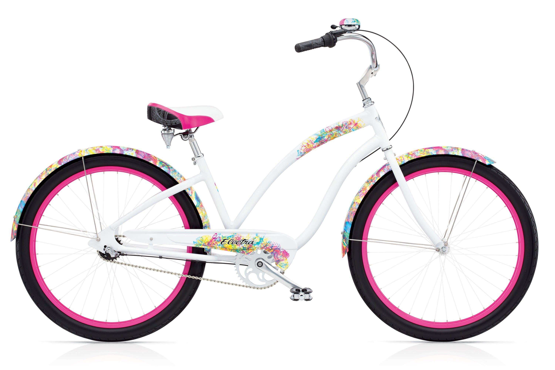 Велосипед Electra Chroma 3i ladies 2017 велосипед electra britania ladies 2017