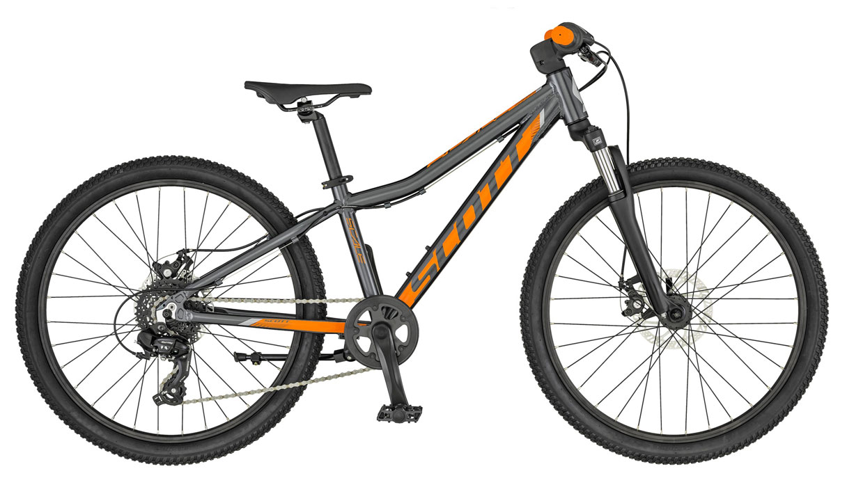 Велосипед Scott Scale 24 disc 2019 quik lok s164 3