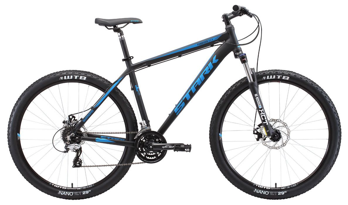 Велосипед Stark Funriser 294 D 2018