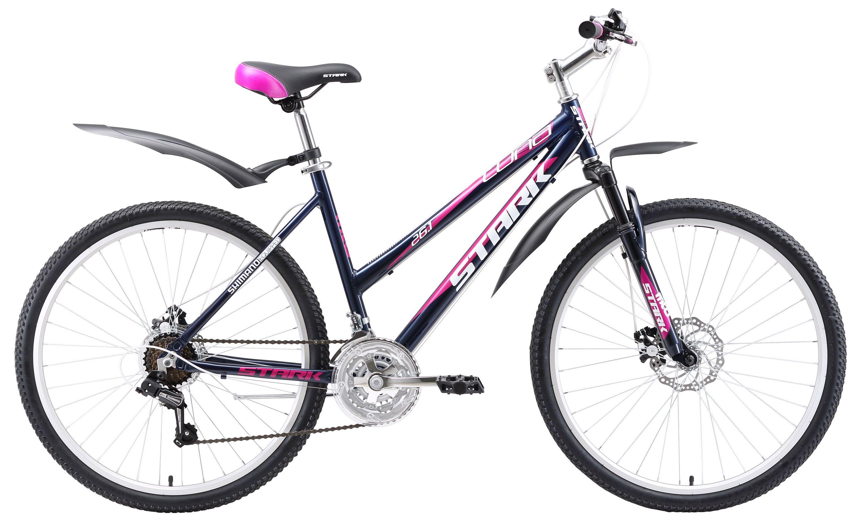 Велосипед Stark Luna 26.1 D 2017