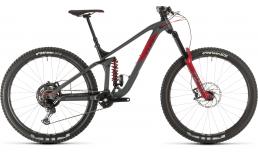 Фрирайд / даунхилл двухподвесный велосипед  Cube  Stereo 170 TM 29  2020