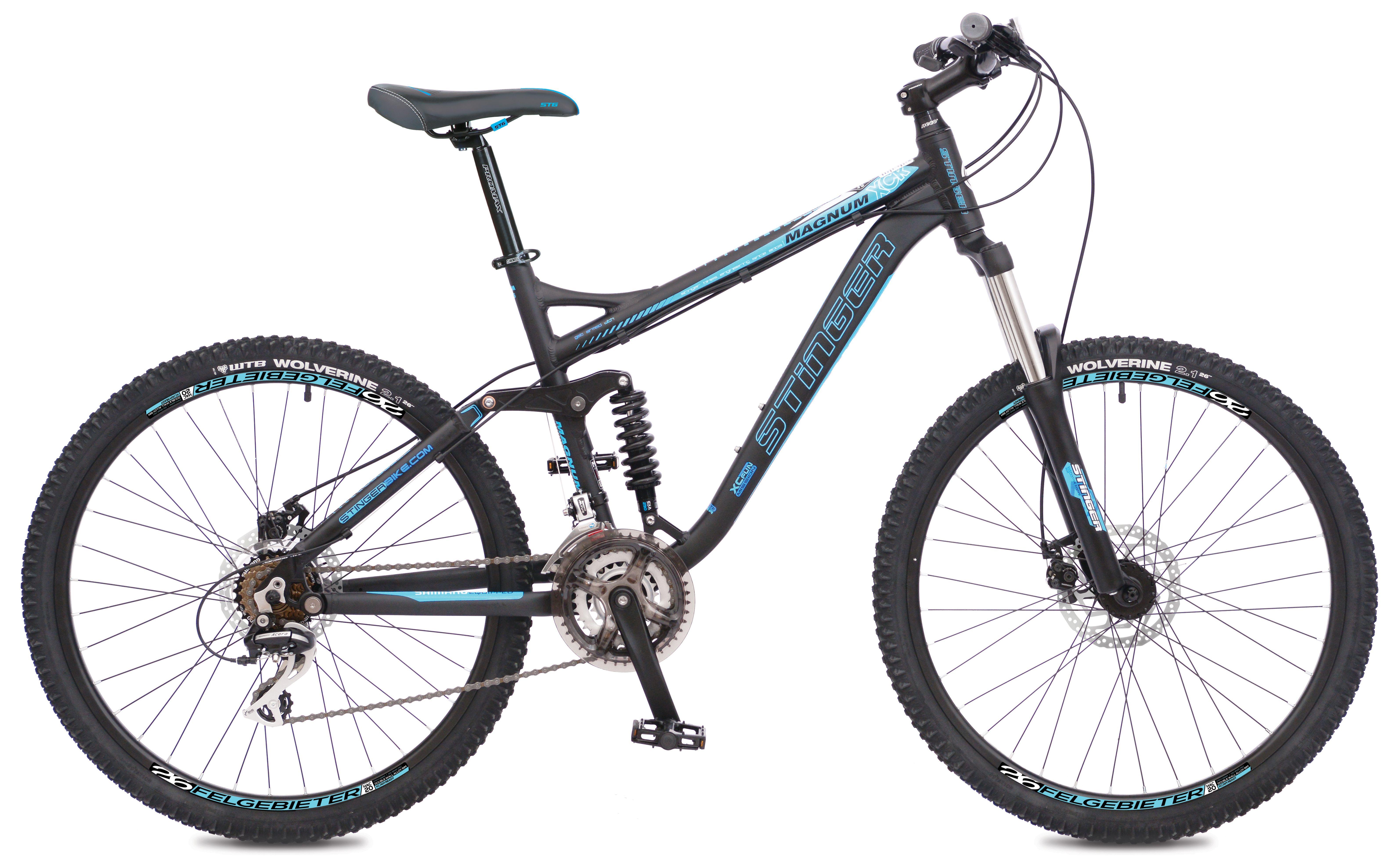 Велосипед Stinger Magnum 26 2017