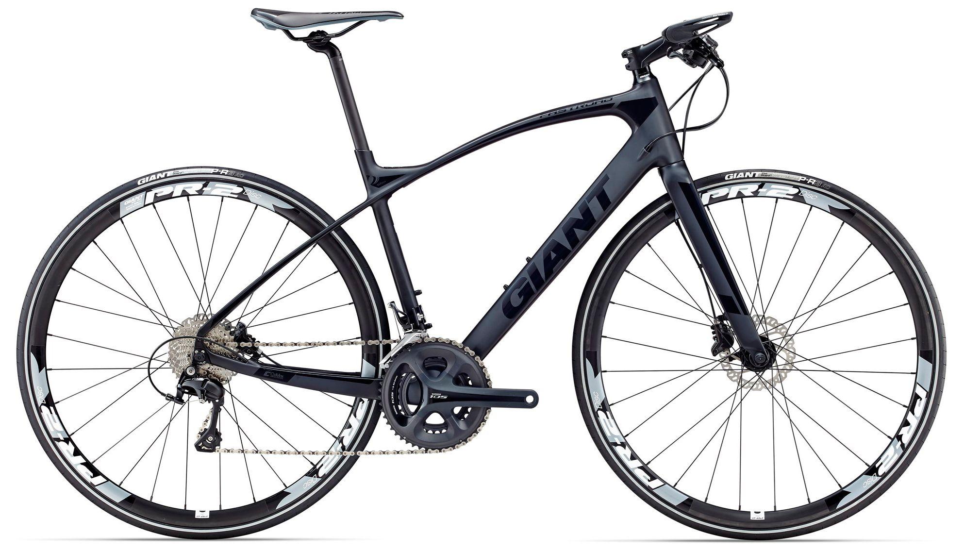 Велосипед Giant FastRoad CoMax 1 2017