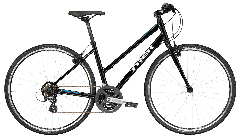 Велосипед Trek FX 1 STAGGER 2017 trek 7 6 fx 2014