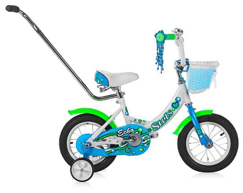 Велосипед Stels Echo 12 (V020) 2018,  Детские  - артикул:293413