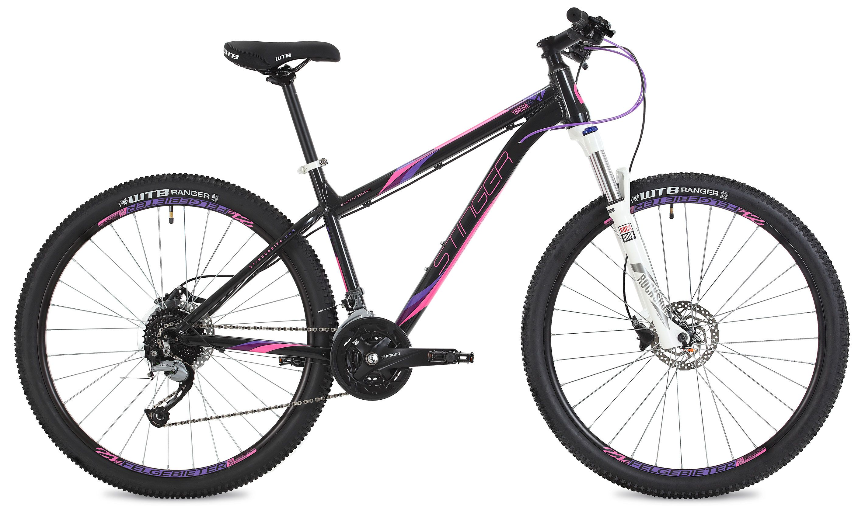 Велосипед Stinger Omega Pro 27,5 2018 велосипед stinger omega 26 lady 2015