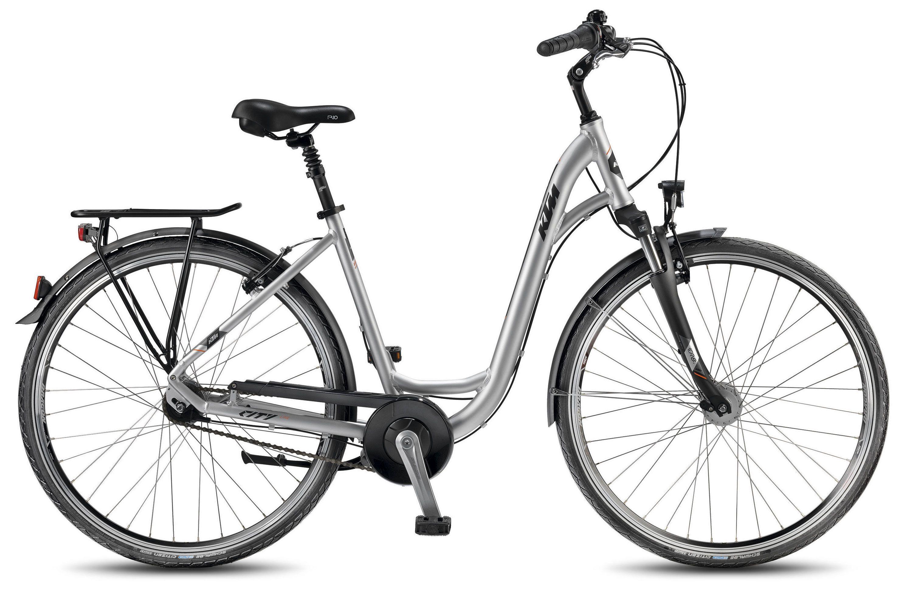 Велосипед KTM City Line 28.7 DA-W 2018 велосипед ktm canic cxa 2018