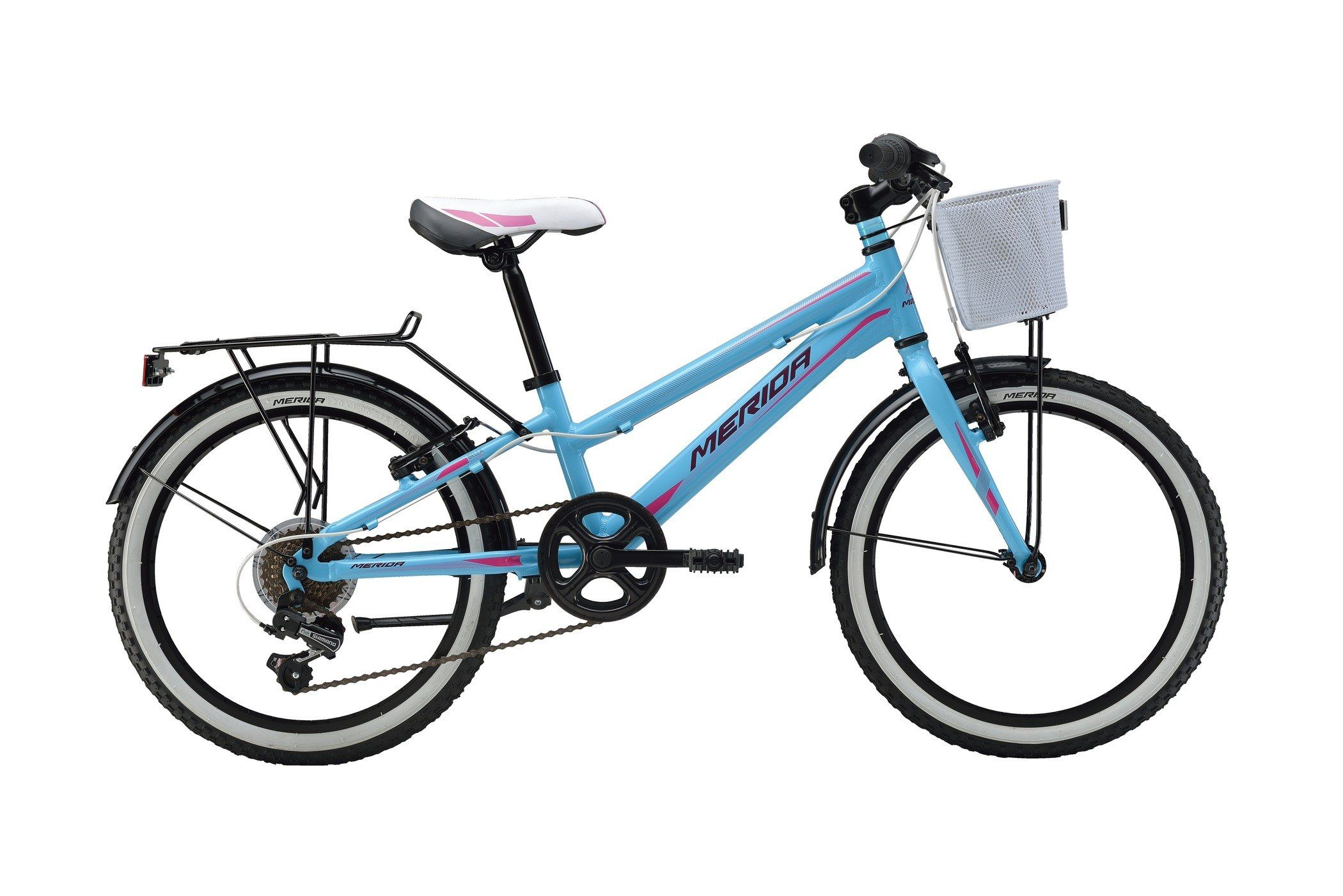 Велосипед Merida Bella J20 6 spd 2016