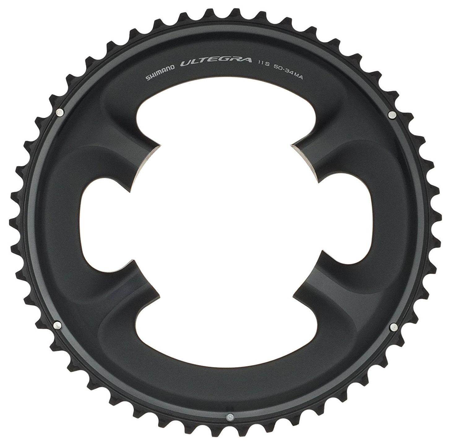 Запчасть Shimano передняя Ultegra для FC-6800 (Y1P498060) запчасть shimano ultegra 6700 ics670010225
