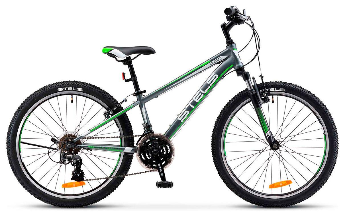 Велосипед Stels Navigator 400 V 24 V030 2017